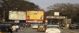 Advertising on Hoarding in Panvel 23395