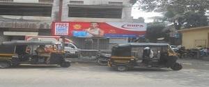 Advertising on Bus Shelter in Goregaon 23524