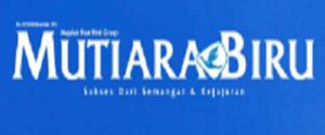 Iklan di Mutiara Biru Magazine