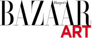 Iklan di Harper's Bazaar Art Magazine