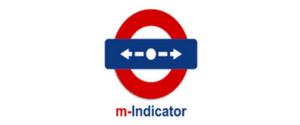Advertising in m-Indicator, App