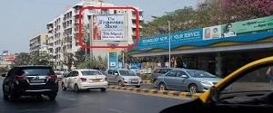 Advertising on Hoarding in Pedder Rd 24811