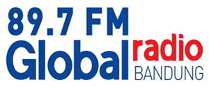 Iklan di Global Radio - Bandung