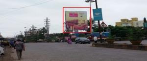 Advertising on Hoarding in Kalyan St 28019