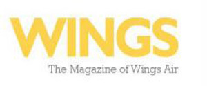 Iklan di Wings In-flight Magazine