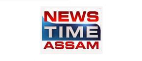 Advertising in News Time Assam