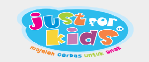 Iklan di Just for Kids Magazine