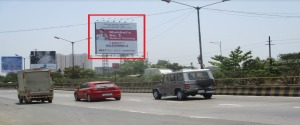 Advertising on Hoarding in Dadar East 28107