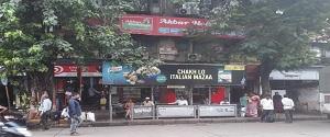 Advertising on Bus Shelter in Dadar 28554