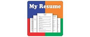 Advertising in My Resume, App