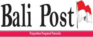Iklan di Bali Post, Indonesia - Main Newspaper