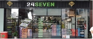 Advertising in 24 Seven - Sector-35C CHD