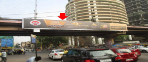 Advertising on Hoarding in Parel 36775