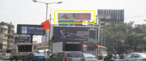 Advertising on Hoarding in Mahim 36788