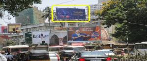 Advertising on Hoarding in Bandra West,Mumbai 36795