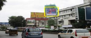 Advertising on Hoarding in Bandra West 36796