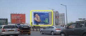 Advertising on Hoarding in Bandra East 36801
