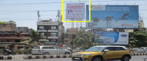 Advertising on Hoarding in Vashi 36913