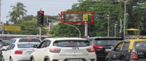 Advertising on Hoarding in Bandra West,Mumbai 36977