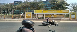 Bus Shelter Package - Bangalore