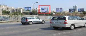 Advertising on Hoarding in Mahim 37109