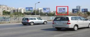 Advertising on Hoarding in Mahim 37110