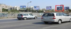 Advertising on Hoarding in Dadar 37111