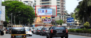 Advertising on Hoarding in Bandra West,Mumbai 37132