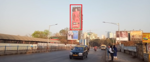 Advertising on Hoarding in Dadar 37754