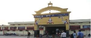 Digital Screen - Railway Station, Prayag Junction