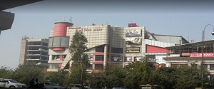 Advertising in Cinepolis Cinemas, Fun cinemas, Parsvnath Mall, Manhattan's Screen 2, Faridabad