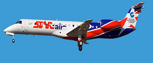 Advertising in Airline - Star Air, India  Airlines