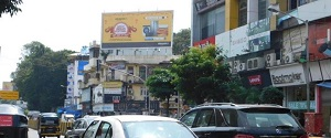 Advertising in Hoardings - Zero Rental Cost - Mumbai
