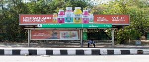 Advertising in Bus Shelters - Zero Rental Cost - Delhi
