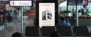 Advertising on Digital OOH in Vile Parle 63250