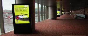 Advertising on Digital OOH in Vile Parle 63253