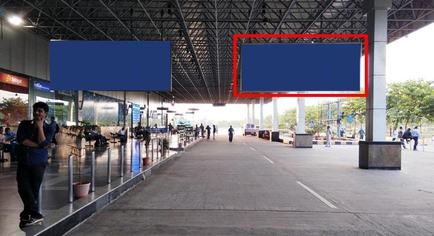 Light Box Circulating Area [ Departure Side 2 ] 20 x  8