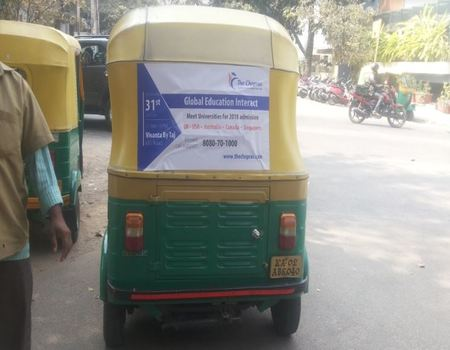 Auto - Bangalore-Starting Package Advertising-Option 1