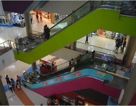 Escalator Branding - Cost Coffee - 52 x 2.5 ft