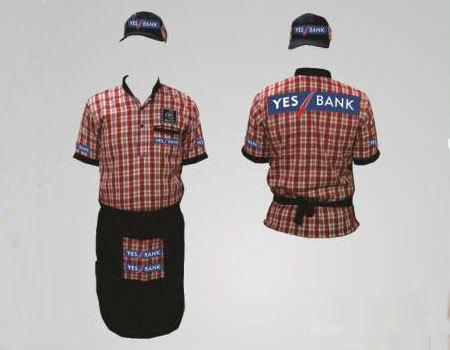IRCTC Staff Uniform