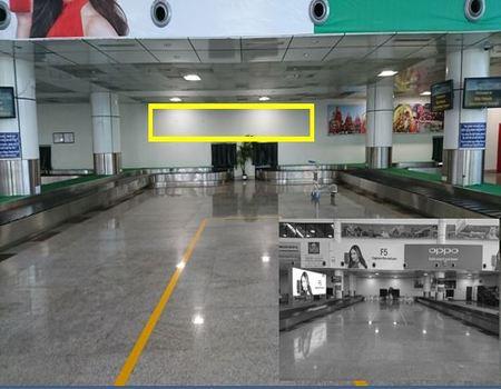 Arrival - Non Lit Panel - 20 W x 7 H FT