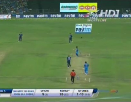 Cricket Stadium - India Advertising- HD Gold Package