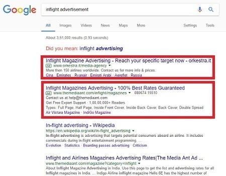 Google Search - Website