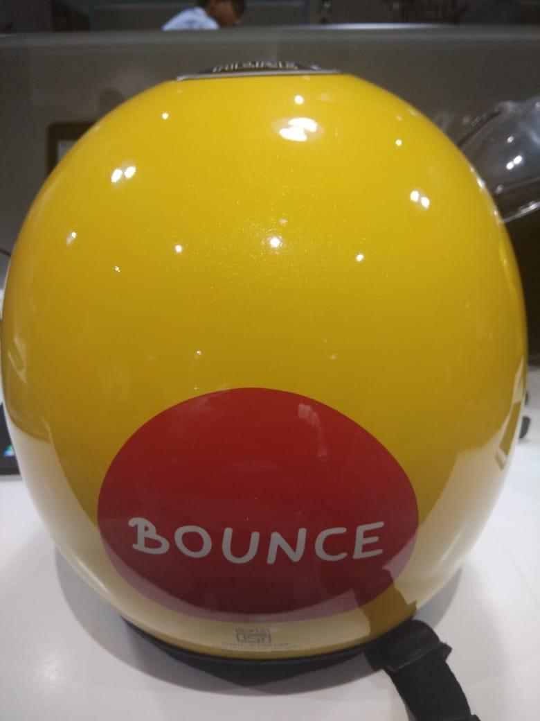 Bounce Helmet