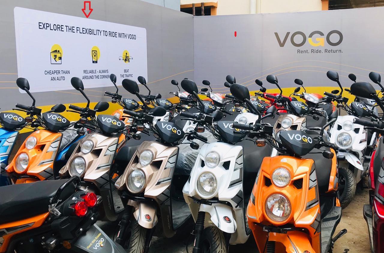 Vogo Store Banner