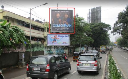 Bandra West Mumbai 28122-Hoarding Advertising