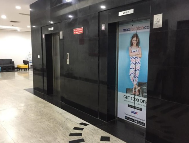 Advertising in IT Park - First Technology Place, Whitefield