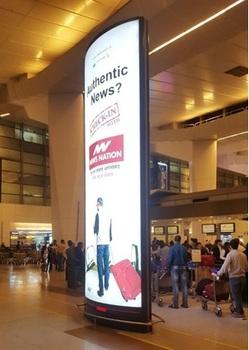 Concourse Area - Signage - 20 x 6 Ft