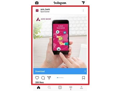 Instagram - Carousel