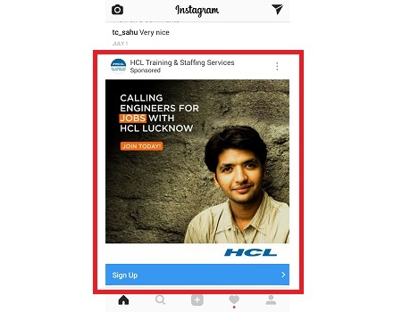 Instagram - Photo Ad